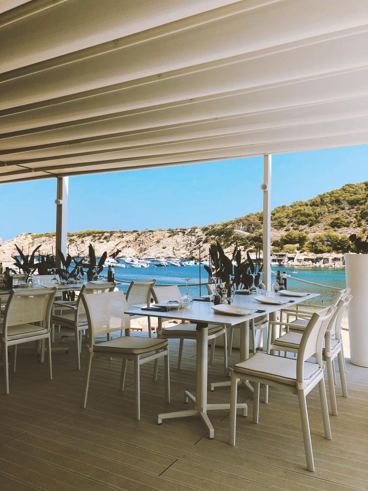 Maya Beach Club | Restaurant