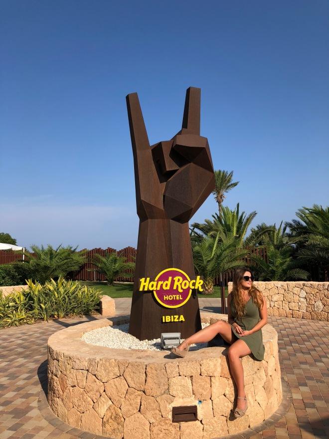 Hard Rock Hotel Ibiza | Statue