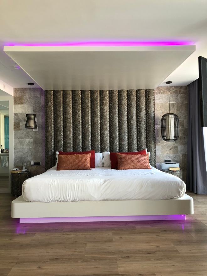 Hard Rock Hotel Ibiza | SuperKing Bed